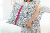 Ella Delivery Gownie & Matching Pillowcase Set