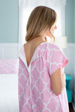 Emily Patient Hospital Gown Gownie & Pillowcase Set