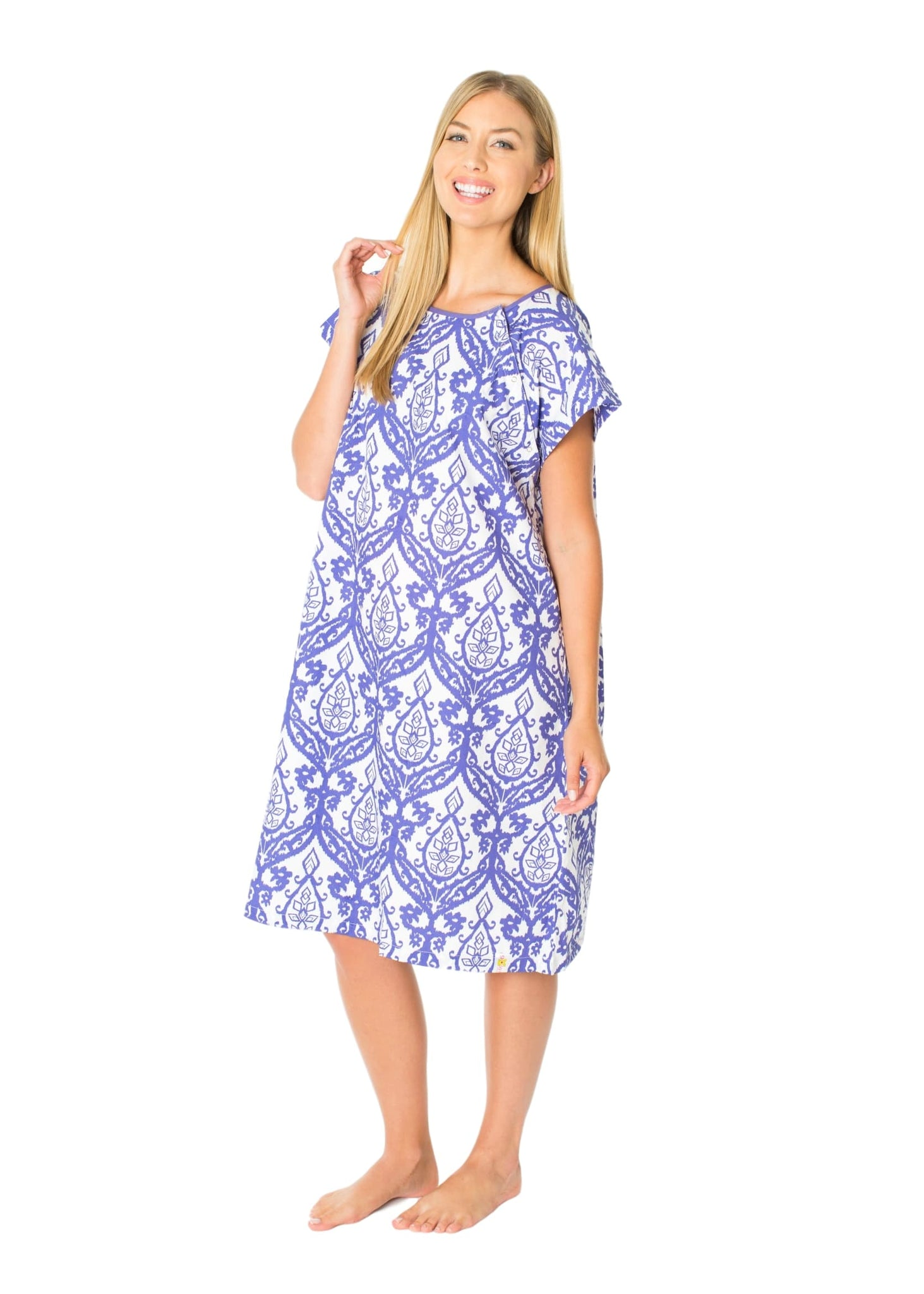 Brie Patient Hospital Gown Gownies