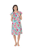 Isabelle Patient Hospital Gown Gownie & Matching Pillowcase Set