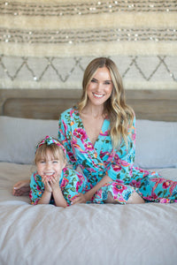 Isabelle Mommy & Daughter Big Sister Robe Set