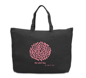 My Labor Bag black canvas