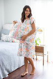 Mila Delivery Gownie & Matching Pillowcase Set