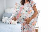 Mila Hospital  Patient Gownie & Pillowcase Set