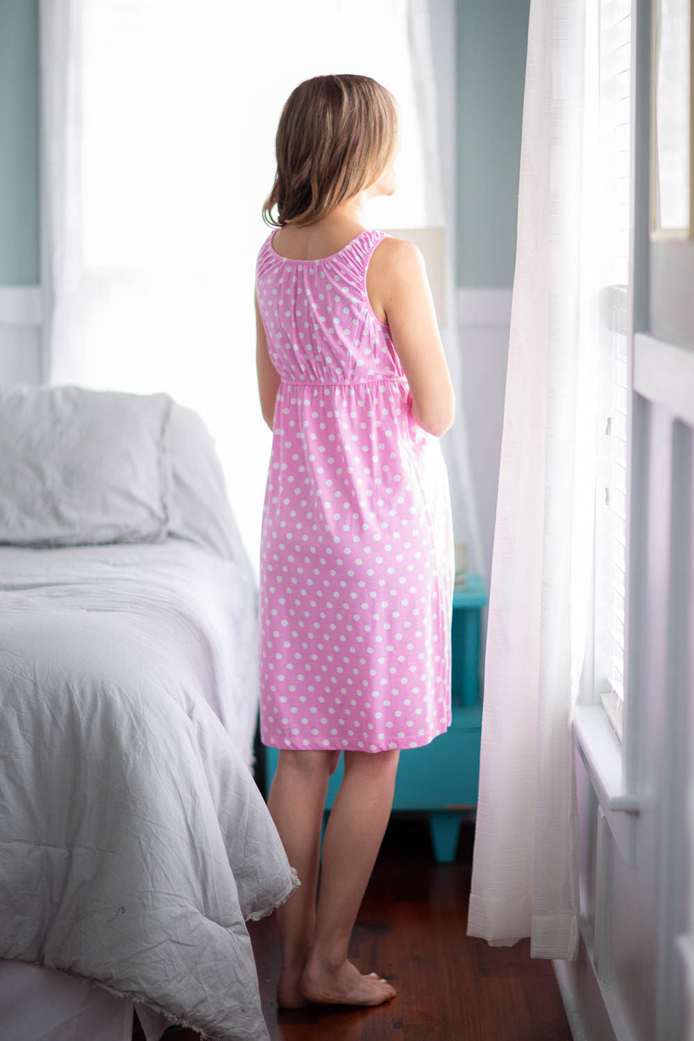 031ae919bbe3a Molly Nursing Nightgown & Matching Baby Set – Gownies