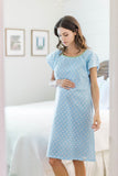 Nicole Gownie Maternity Delivery Labor Hospital Birthing Gown