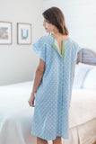 Nicole Patient Hospital Gown Gownies