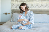 Phoebe Robe & Matching Swaddle Blanket