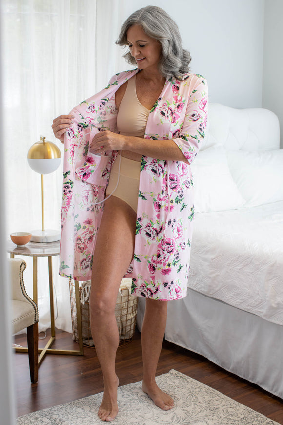 Amelia Post Surgery Recovery Robe