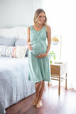 Sage Labor & Delivery Birthing Gown