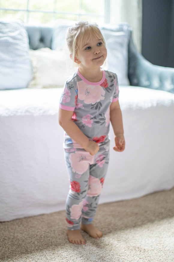Sophie Girl Pajama Set