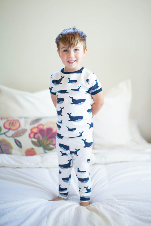 Whale Boy Lounge Set