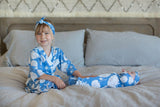 Zoe Floral Big Sister & Mommy Robe & Swaddle Blanket Set