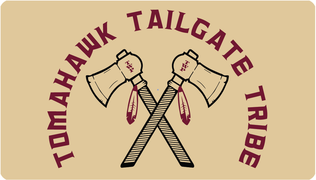 Tomahawk Tailgate Tribe
