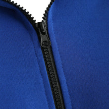 Load image into Gallery viewer, Blue Black Hoodie
