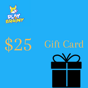 Play Brainy Gift Card