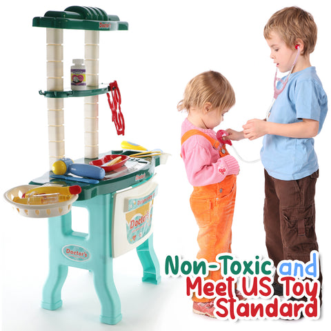 Play Brainy Adorable Doctor Work Bench for Kids