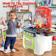 Play Brainy Kitchen Set for Girls & Boys