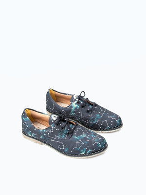Insecta Shoes Insecta Scarabeus Oxford Shoe | Constelacao | Vegan Scene