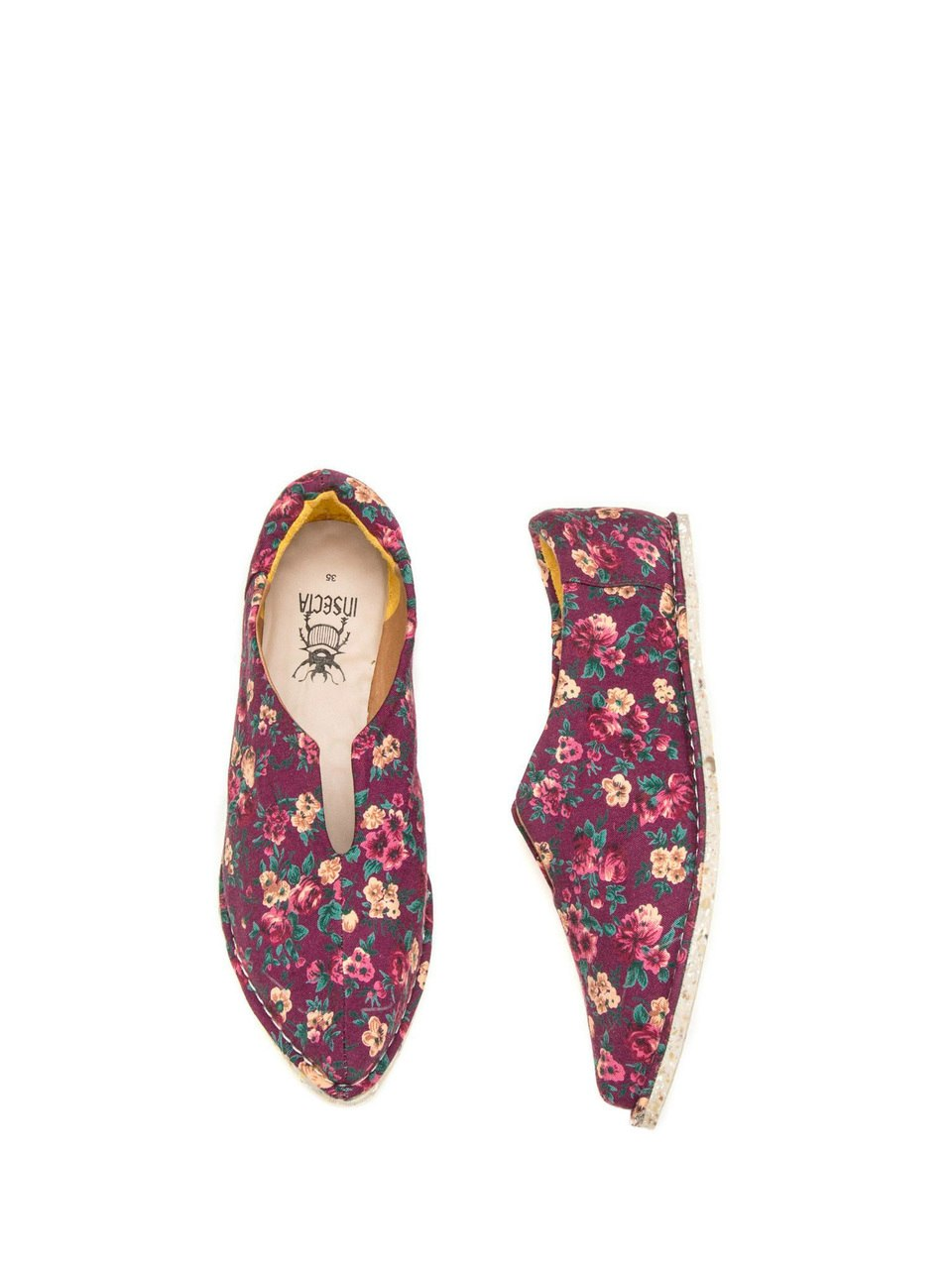 Insecta Shoes Insecta Helena Slipper Shoe | Stellis | Vegan Scene