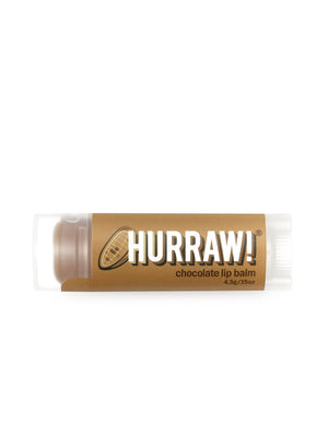 Hurraw Chocolate Lip Balm | Vegan Scene