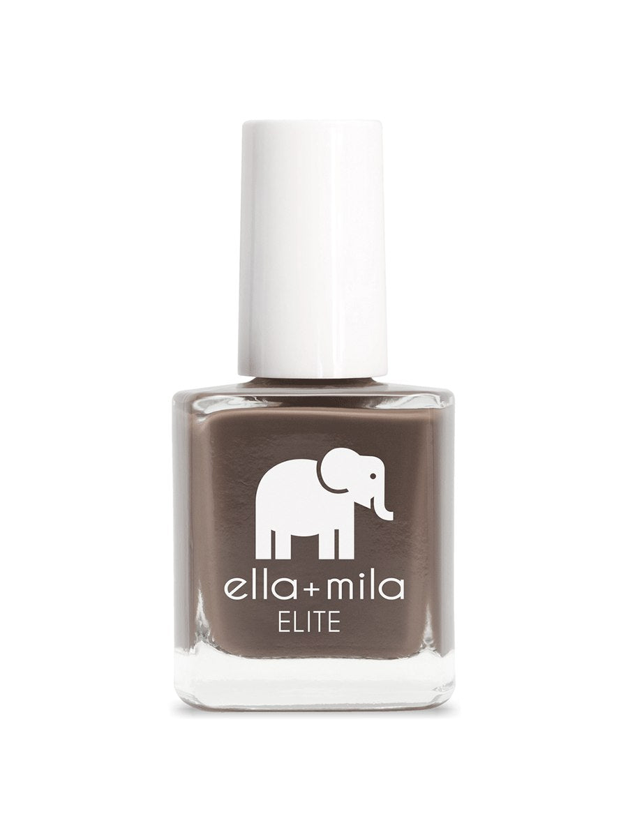 Ella+Mila London Fog Nail Polish | Vegan Scene