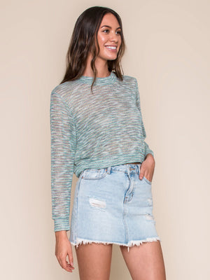 Legends & Vibes Superba Knit Top | Vegan Scene