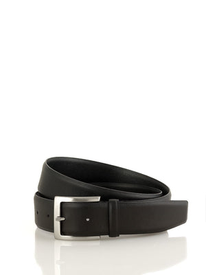 Vivari Vivari Onyx Essential Belt | Black | Vegan Scene