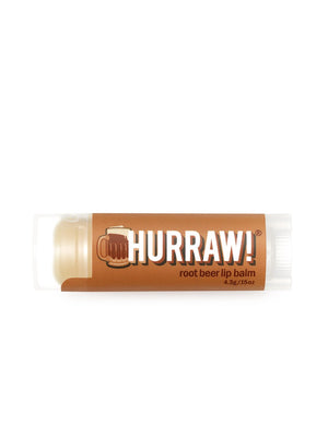 Hurraw Root Beer Lip Balm | Vegan Scene