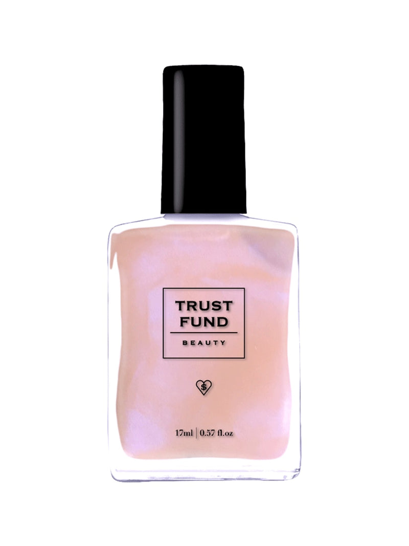 Trust Fund Beauty Money Buys Happiness Nail Polish | Vegan Scene