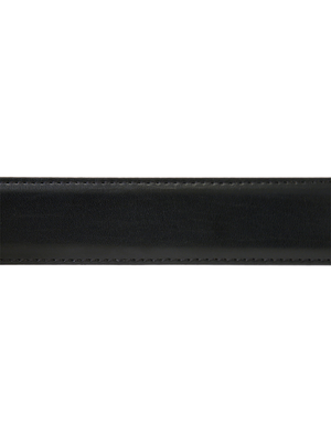 The Vegan Collection Alexander Reversible Belt | Black | Vegan