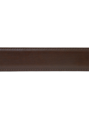 The Vegan Collection Alexander Reversible Belt | Brown | Vegan