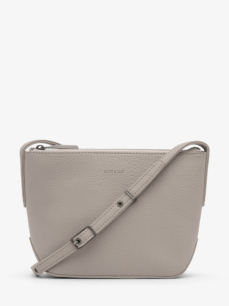 Matt & Nat Sam Crossbody | Cement | Vegan Scene