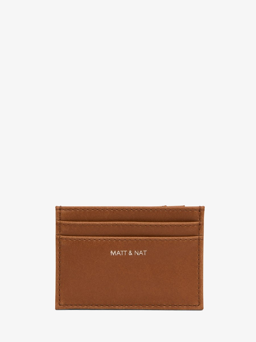 Matt & Nat Max Cardholder Wallet Chili | Vegan Scene