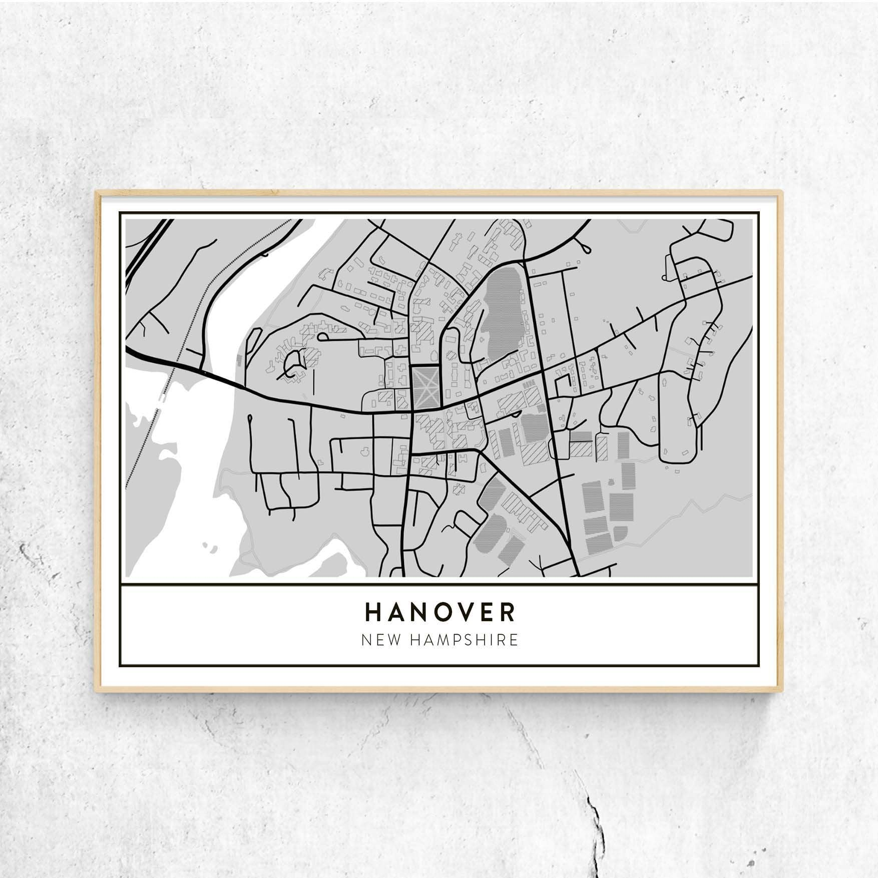 Golden Gate Design Co. - Custom Map Art Prints of Your Favorite City ...