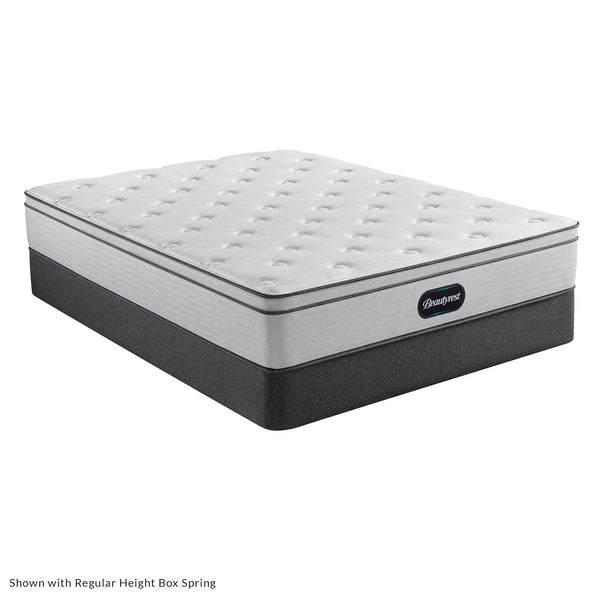 "Simmons Beautyrest BR800 12"" Plush Euro Top Mattress"