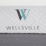 "Wellsville Gel Mattress Memory Foam ""8"