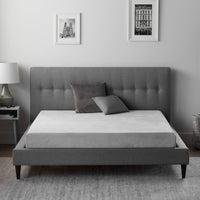 "WEEKENDER 6"" GEL MEMORY FOAM MATTRESS"