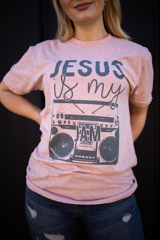 Jesus Is My Jam Graphic Tee