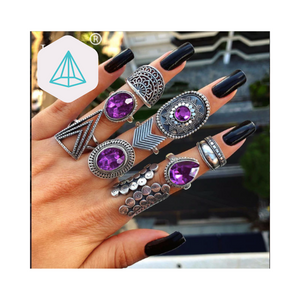 Instagram Trending Stylish Rings Set