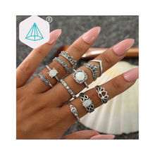 Load image into Gallery viewer, Instagram Trending Stylish Rings Set