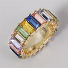 Load image into Gallery viewer, Reiki Crystal Ring