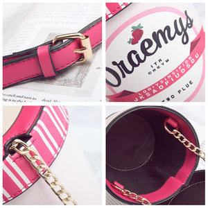 Ice Cream Bucket Bag
