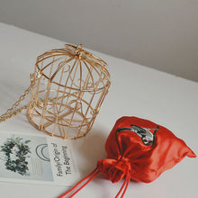 Load image into Gallery viewer, Birdcage Evening Bag
