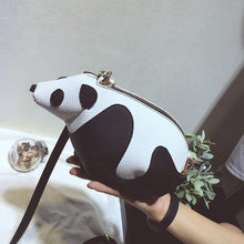 Load image into Gallery viewer, Cute Panda Crossbody Bag