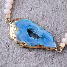 Load image into Gallery viewer, Druzy Stone Bracelet
