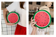 Load image into Gallery viewer, Fruit Crossbody Mini Bag