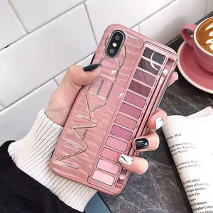 Makeup Palette Case For iPhone