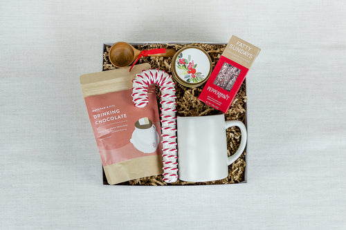 Hot Cocoa Signature Box - crate + willow