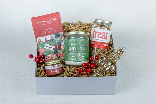 Holiday Treat Signature Box - crate + willow